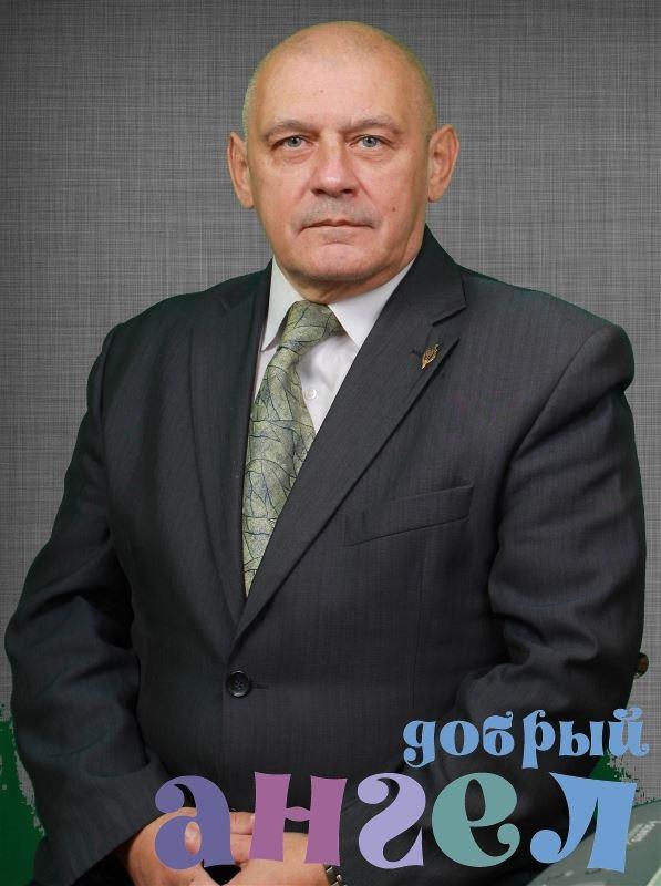 Водитель Олег Викторович