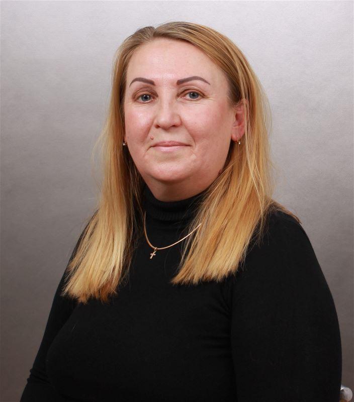 Домработница Валентина Романовна