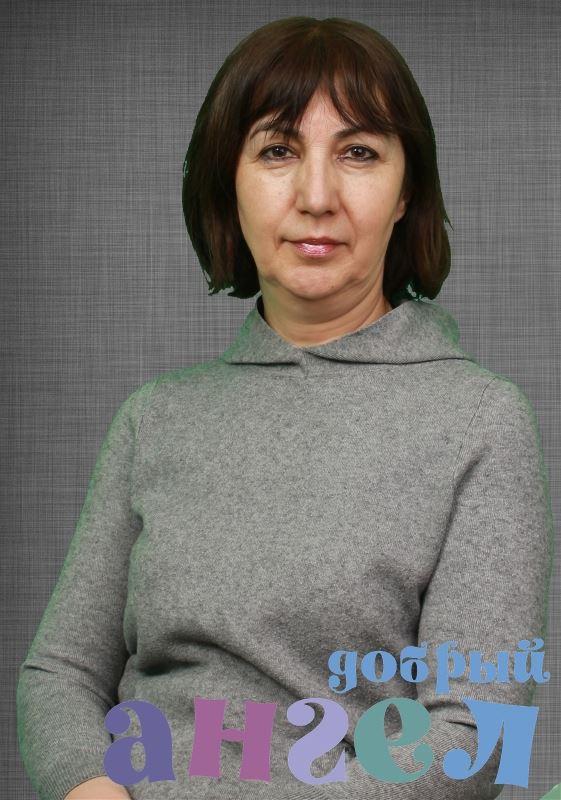 Гувернантка Нарине Георгиевна