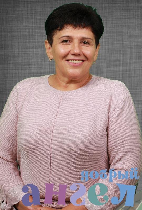 Няня Марина Анатольевна