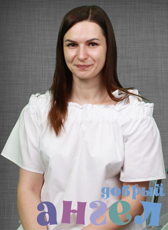 Домработница Ольга Евгеньевна