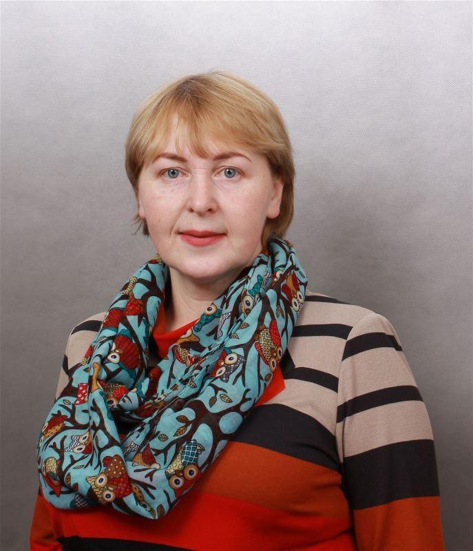Домработница Ольга Павловна