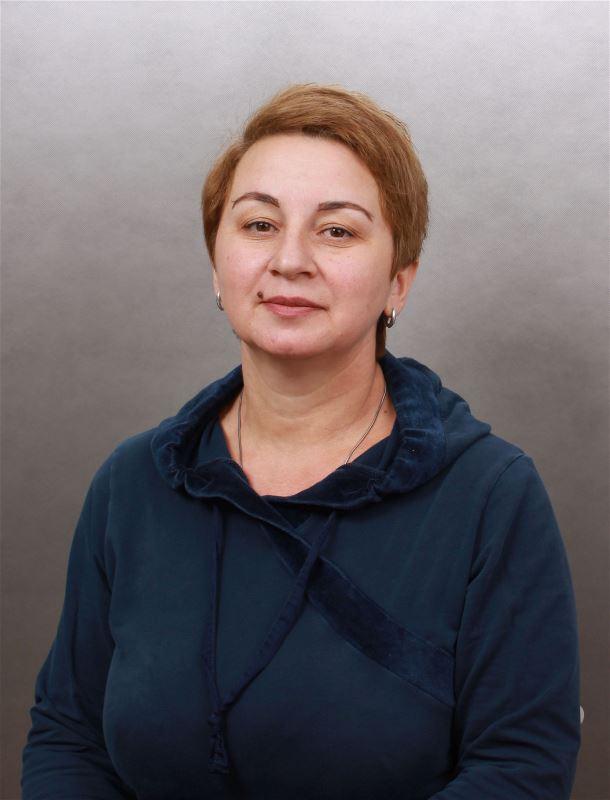 Домработница Муза Урузбековна