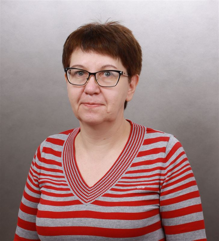 Домработница Оксана Михайловна
