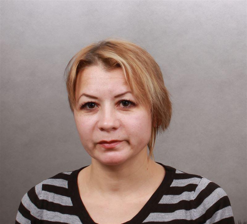 Домработница Елена Борисовна