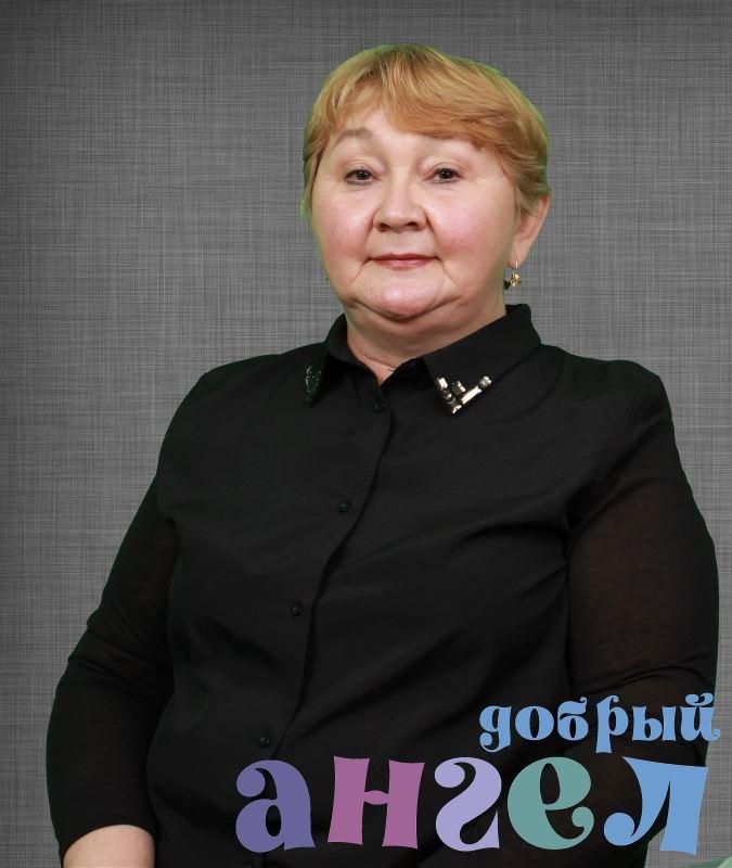 Домработница Зухра Пермановна