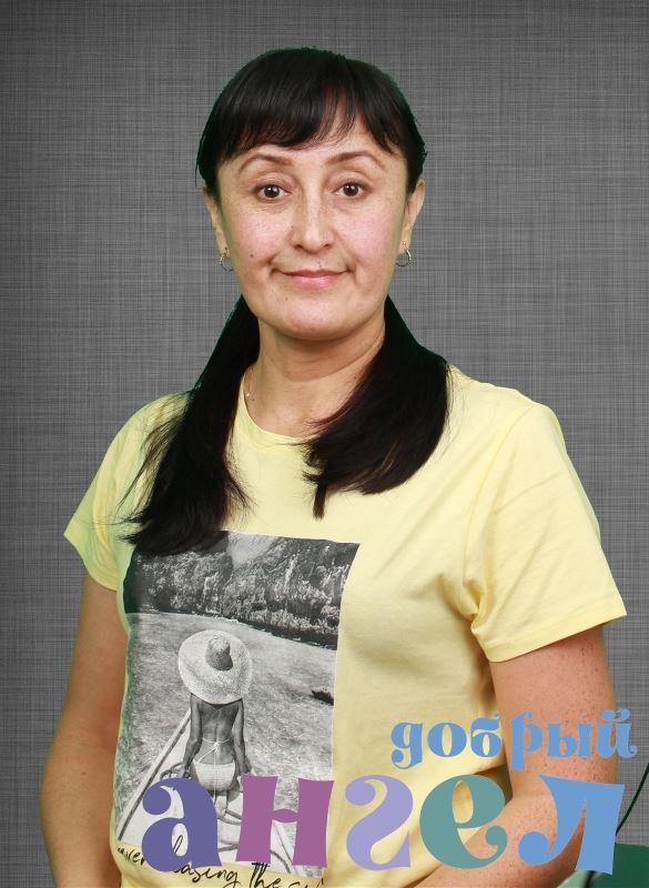 Домработница Нигора Абдумачидовна