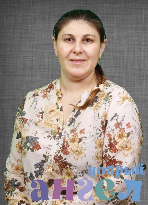 Домработница Эльмира Завеновна