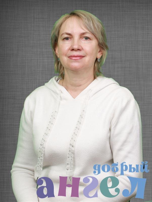 Гувернантка Лариса Валентиновна