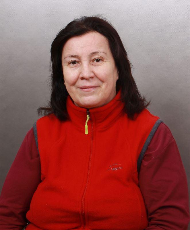 Домработница Ольга Ильинична