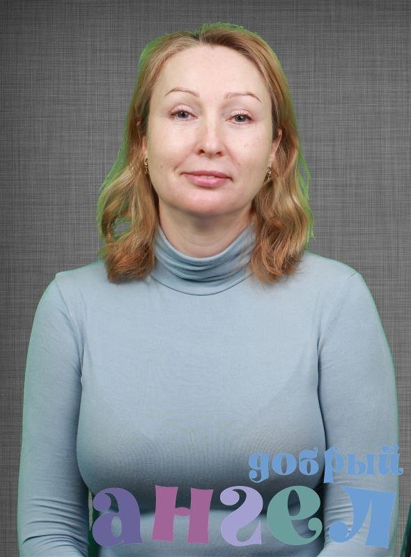 Гувернантка Светлана Викторовна