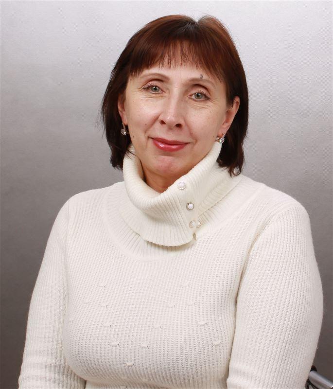 Домработница Галина Федоровна