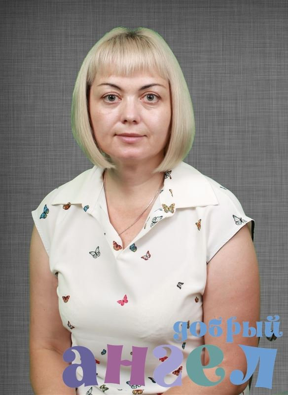 Няня Лариса Ивановна