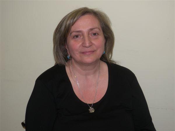 Домработница Марина Георгиевна