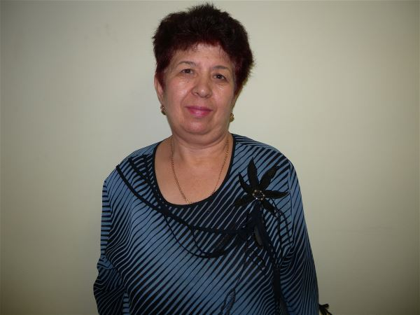 Домработница Масуда Мустафаевна